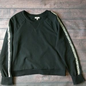 Juicy Couture   Black Polyester Shirt, Pearl/Gems